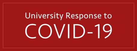 University Response to COVID-19
